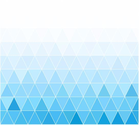 Fondo de mosaico de cuadrícula azul, plantillas de diseño creativo