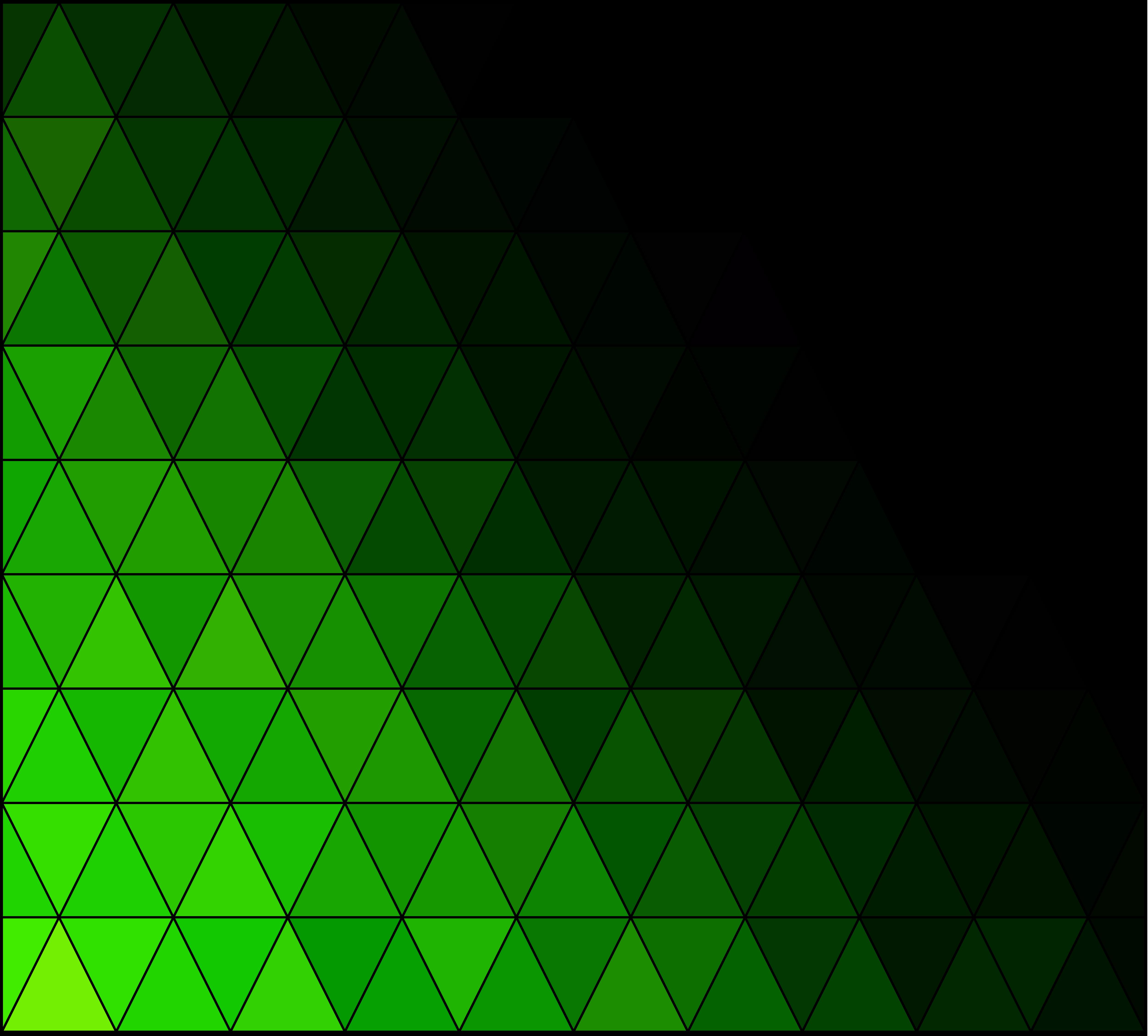 Green Square Grid Mosaic Background, Creative Design
