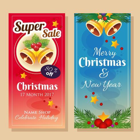 Weihnachtsthema Banner