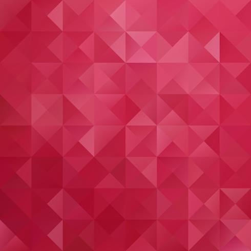 Red Grid Mosaic Background, Creative Design Templates
