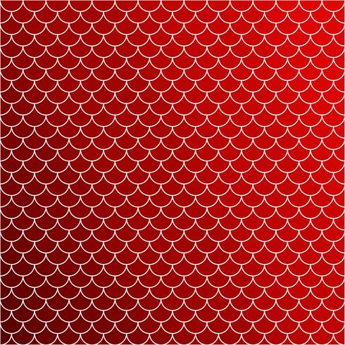 Modello di mattonelle del tetto rosso, modelli di design creativo