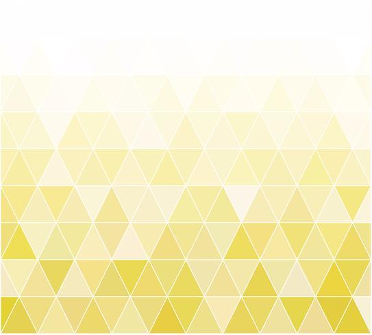 Priorità bassa del mosaico di griglia gialla, modelli di design creativo