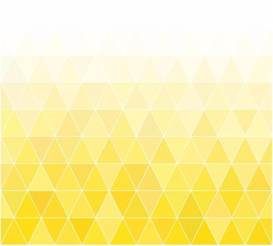 Fond de mosaïque de grille jaune, modèles de conception créative