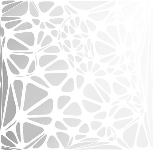 Estilo moderno blanco gris, plantillas de diseño creativo vector