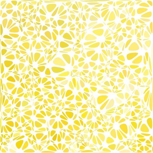 Style moderne jaune, modèles de conception créative