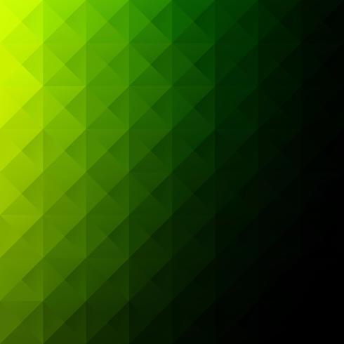 Priorità bassa del mosaico di griglia verde, modelli di design creativo