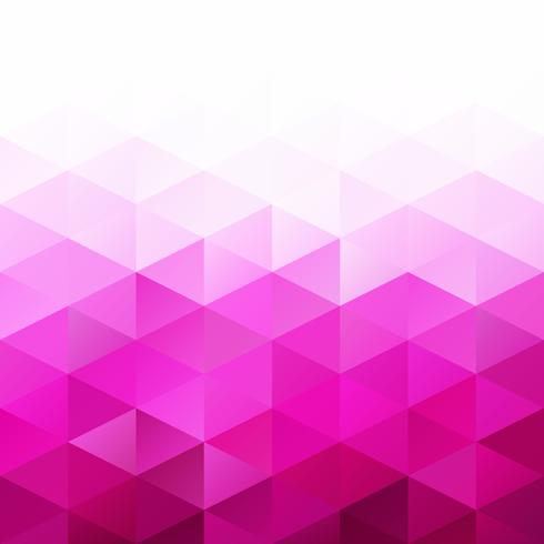 Priorità bassa del mosaico di griglia viola, modelli di design creativo