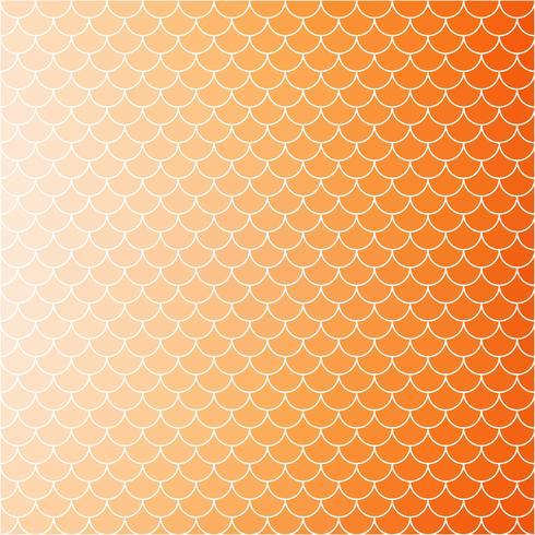 Motif de tuiles de toit orange, modèles de conception créative