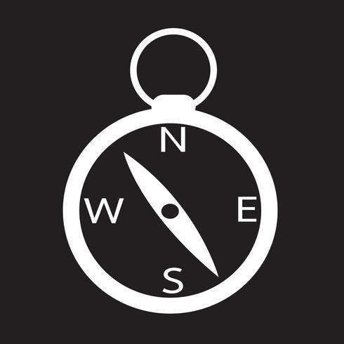compass icon  symbol sign