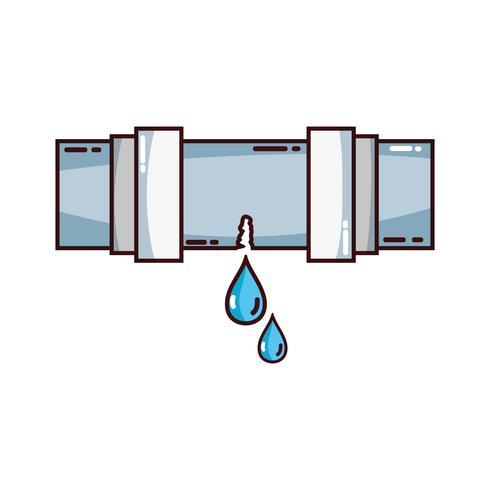 Bau von Sanitärrohrreparaturanlagen