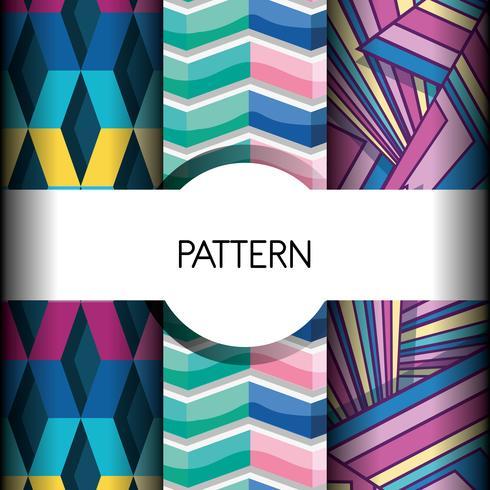 grafisches nahtloses Musterhintergrunddesign