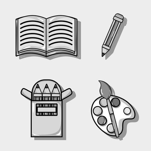 Establecer herramientas de diseño escolar para estudiar y aprender.