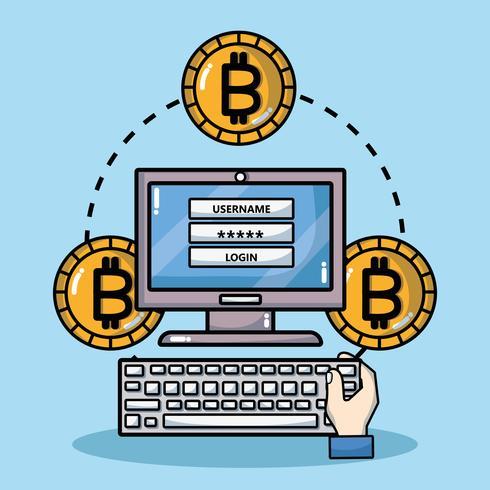 bitcoin digitale geldbeveiligingstechnologie