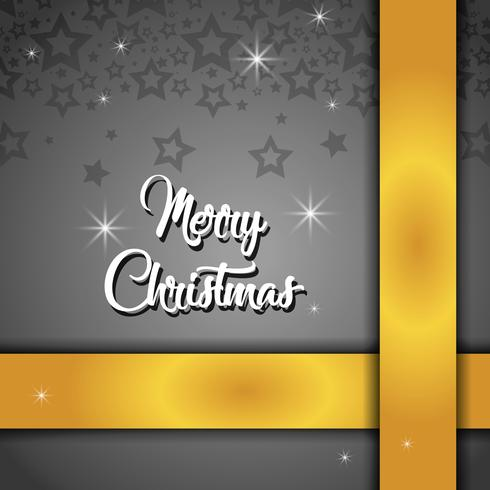 Frohe Weihnachten Sterne Poster Dekoration
