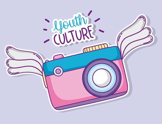 Cartoni culturali della gioventù