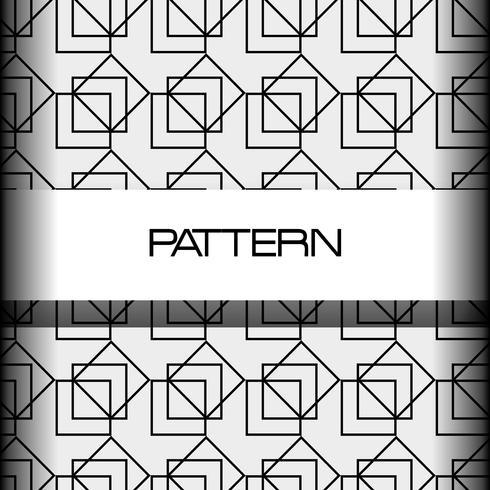 grafisk sömlös mönster bakgrundsdesign
