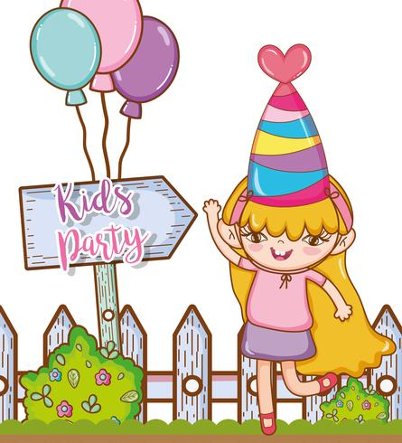 Dibujos animados para fiestas infantiles