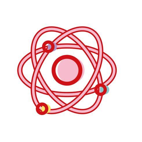 natuurkunde baan atoom scheikunde onderwijs