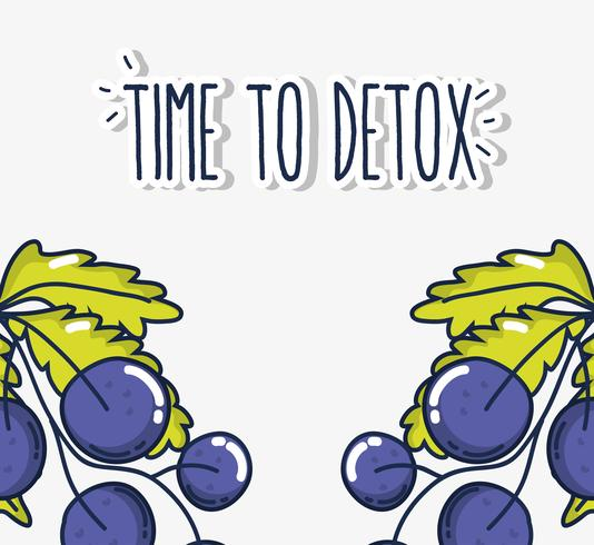 Tid för detox