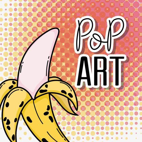 Pop-Art-Cartoons vektor
