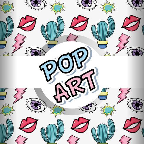 Popkonst bakgrundsbilder