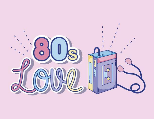 Me encantan los dibujos animados de los 80