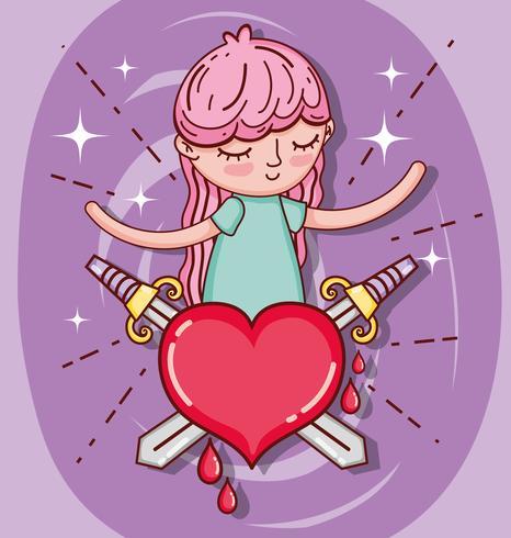 Barn och kärleksteckningar