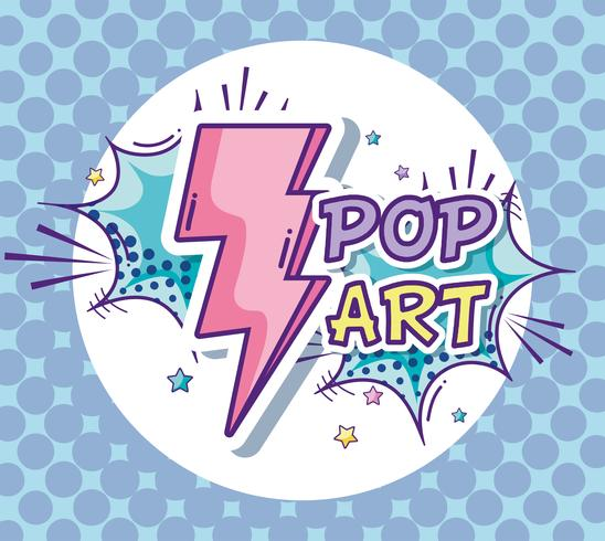 Desenhos Animados Engracados De Pop Art Download Vetores Gratis