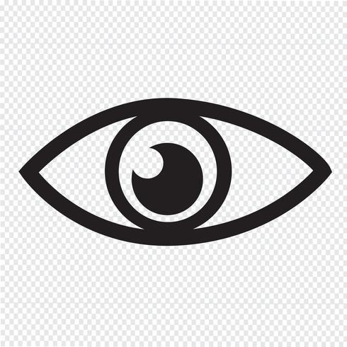 Augensymbol Symbol Zeichen