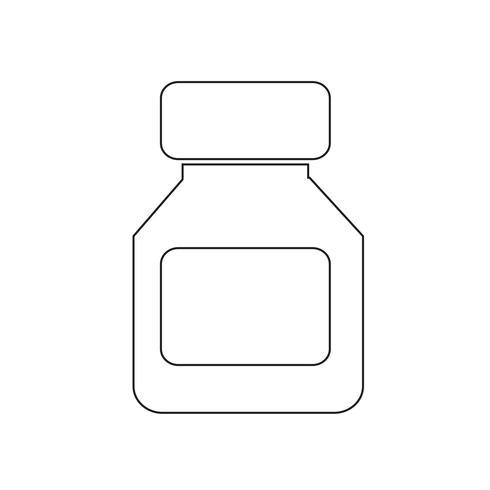 Medizin Symbol Symbol Zeichen