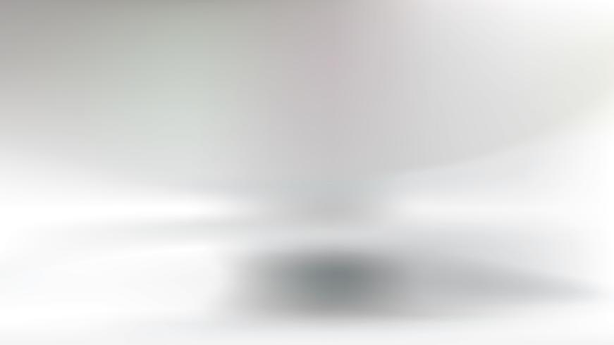 White abstract blurred background