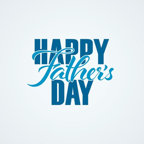 Happy Fathers Day handwriting