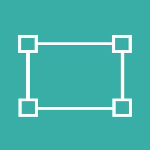 transformeer pictogram teken illustratie vector