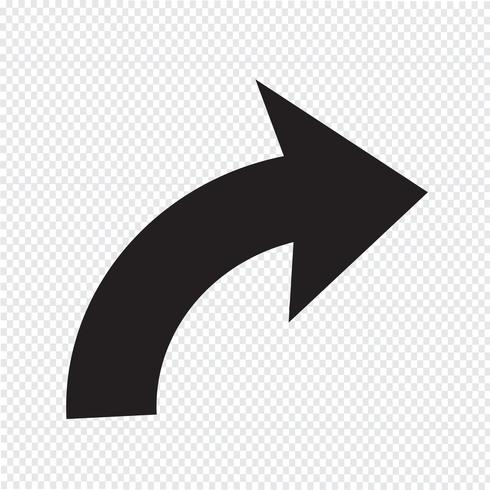 redo Icon sign Illustration