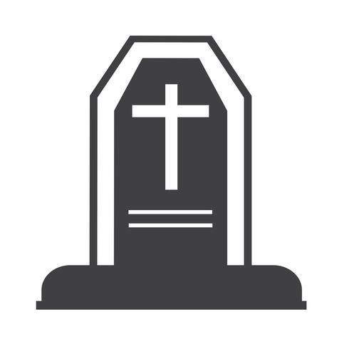 icona tomba di Halloween