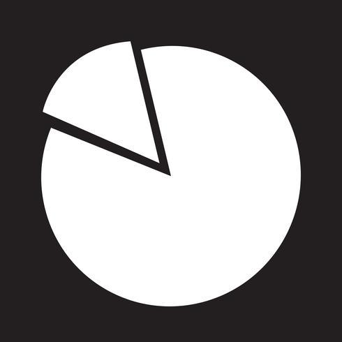 Einfaches Diagramm- und Diagrammsymbol
