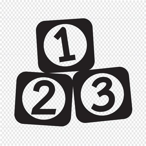 123 Blocks icon