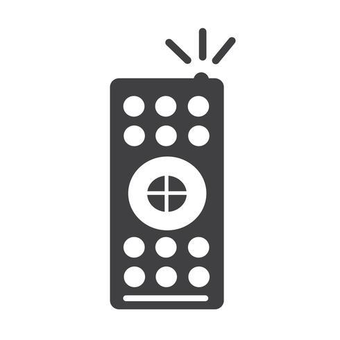TV-fjärrkontrollikonen