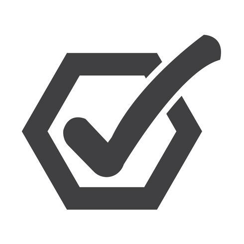 Check list button icon