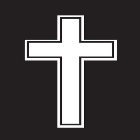 Icône de croix de religion