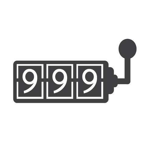 Icono de la máquina tragaperras