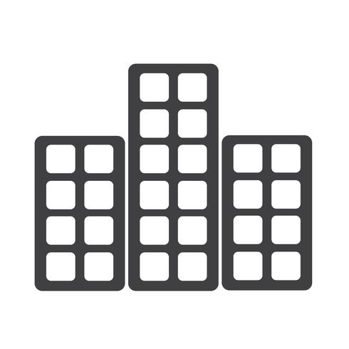 Ícone imobiliário
