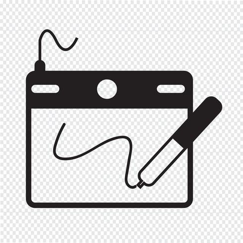 Ícone de prancheta digital