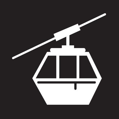 kabel pictogram symbool teken vector