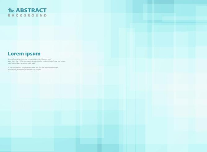Fond carré abstrait bleu dégradé. Vous pouvez utiliser pour la conception de papier, annonce, affiche, impression, couverture.