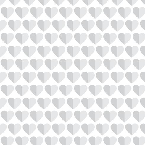 Pattern background Love Heart icon
