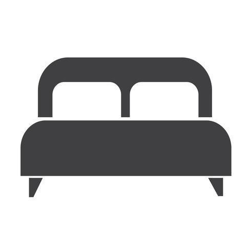Doppelbett-Symbol