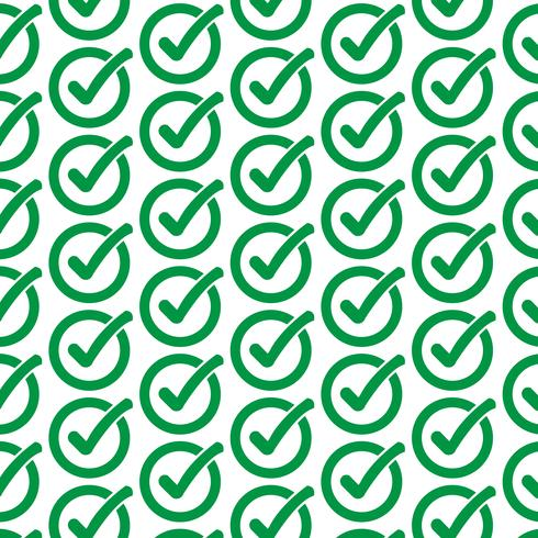 Pattern background Check list button icon