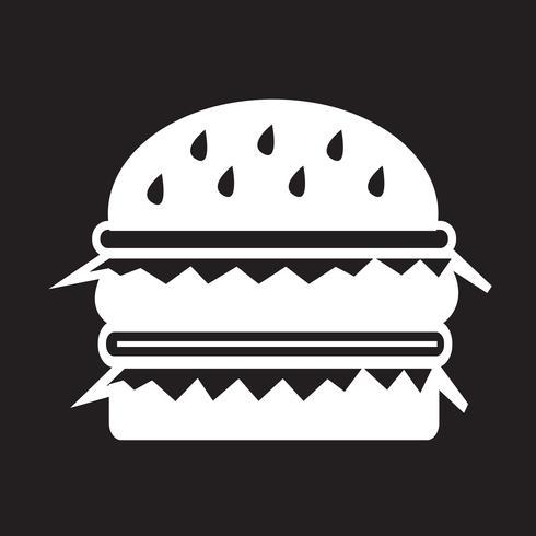 icono de hamburguesa símbolo signo