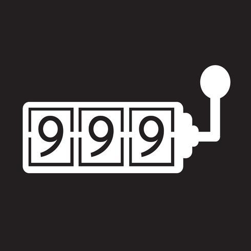 Slot Machine-Symbol